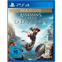 Assassin's Creed Odyssey - Gold Edition - [PlayStation 4]