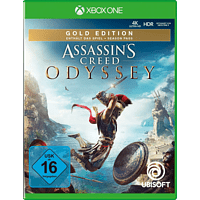 Assassin's Creed Odyssey - Gold Edition - [Xbox One]