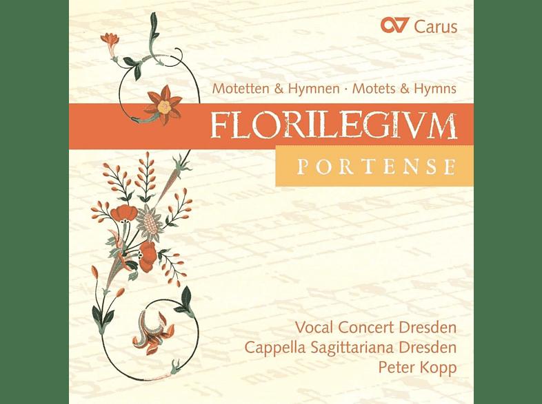 Vocal Concert Dresden - FLORILEGIUM PORTENSE - MOTETS & HYM [CD]