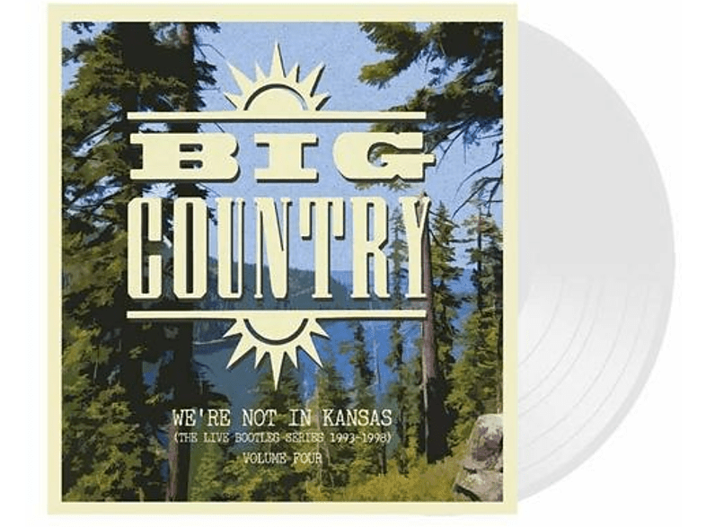 Big Country - We're Not In Kansas Vol.4 [Vinyl]