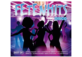 VARIOUS - Fetenhits-Disco (Best Of)  - (CD)