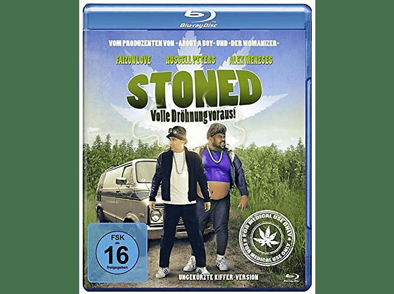 Stoned - Volle Dröhnung voraus [Blu-ray]
