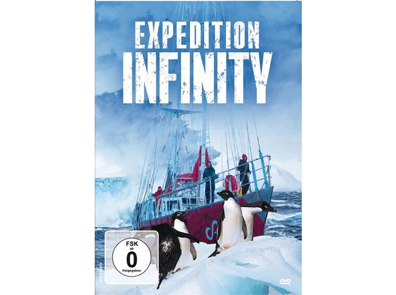 Expedition Infinity - Reise ans andere Ende der Welt [DVD]