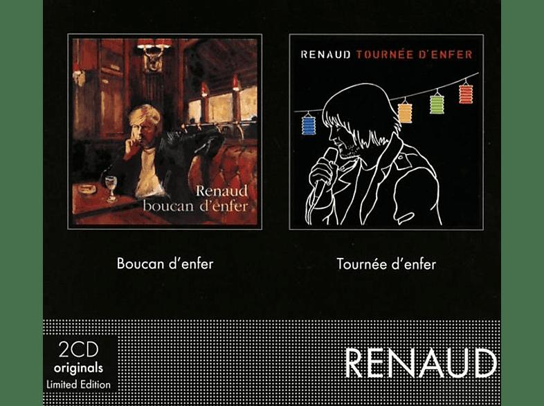 Renaud - Coffret 2CD (Boucan d'enfer & Tournée d'enfer) [CD]