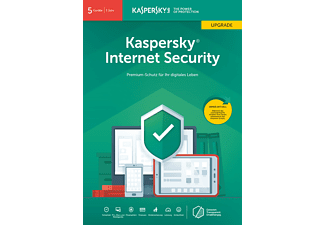 Kaspersky Internet Security 5 Geräte Upgrade (Code in a Box)