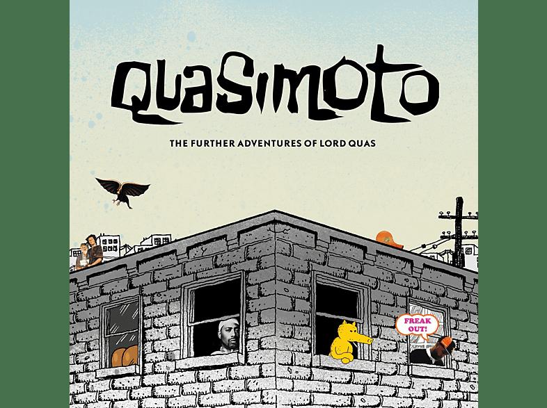 Quasimoto - Further Adventures Of Lord Quas [Vinyl]