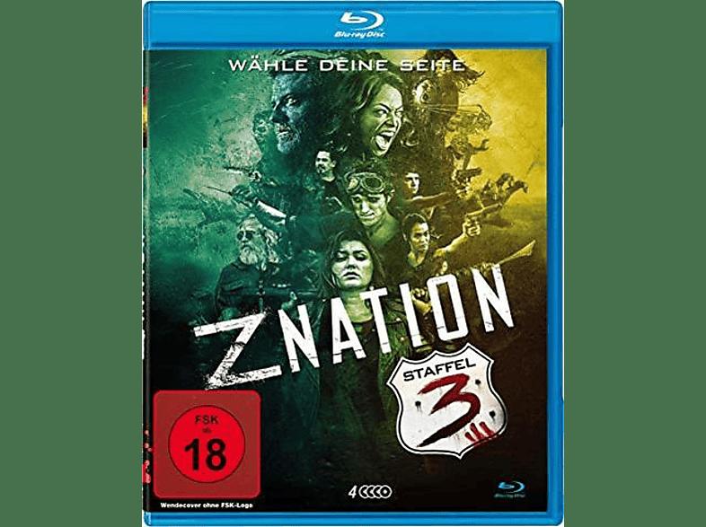 Z Nation - Staffel 3 [Blu-ray]