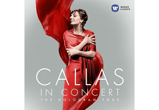Maria Callas - Callas in Concert-the Hologram Tour - (CD)