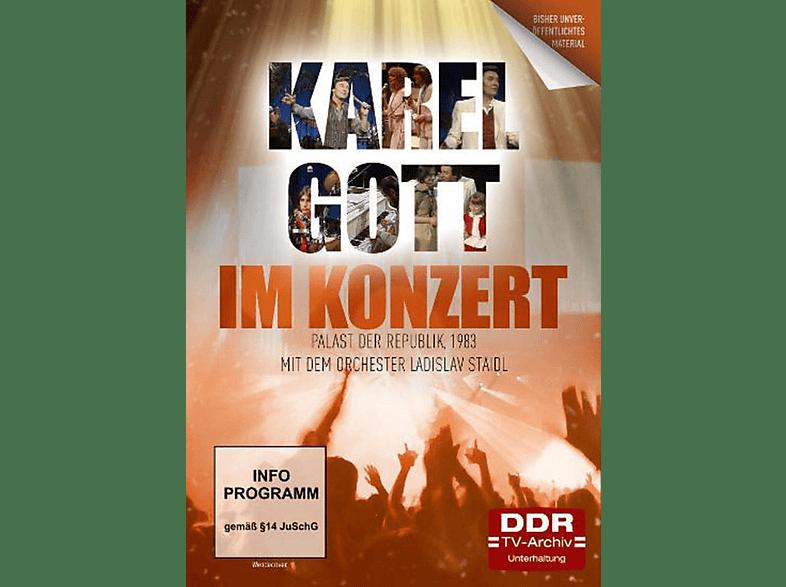 - Karel Gott - Im Konzert 1983 mit dem Orchester Ladislav Staidl (DDR TV-Archiv) [DVD]