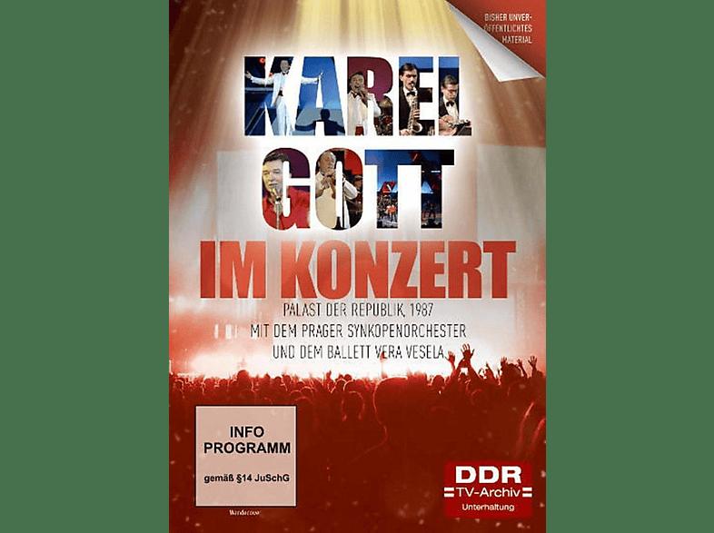 - Karel Gott - Im Konzert 1987 im Palast der Republik (DDR TV-Archiv) [DVD]