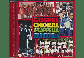 VARIOUS - Popular Gospel Choral & A-Cappella  - (CD)