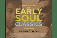 VARIOUS - Early Soul Classics,Vol.1 [CD]