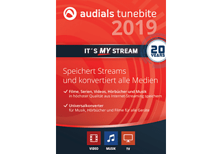PC - Audials Tunebite 2019 Platinum /D