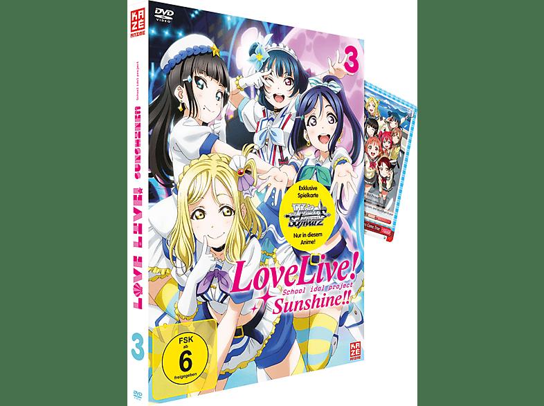 Love Live! Sunshine! Vol. 3 [DVD]