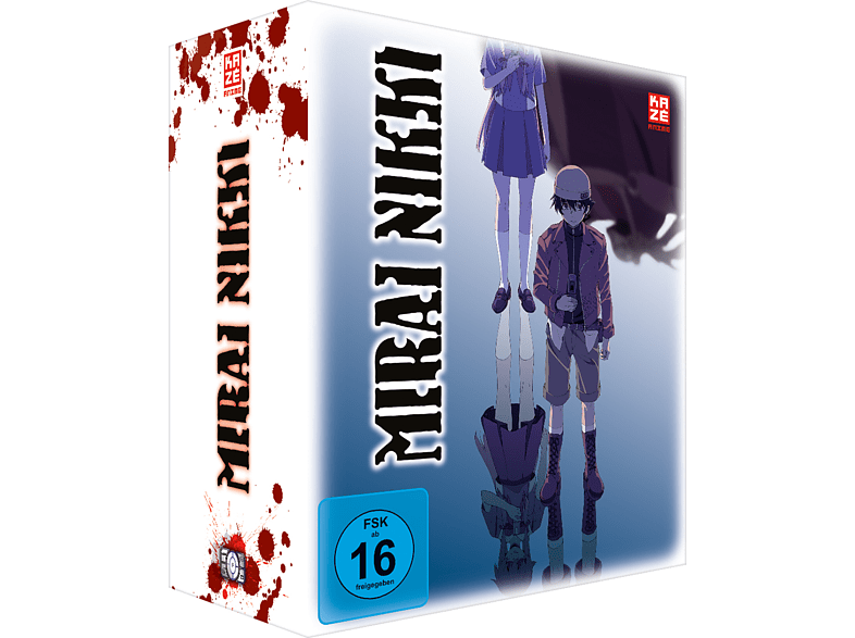 Mirai Nikki: Vol. 1 [Blu-ray]
