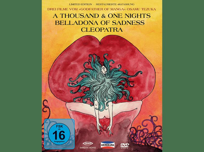 A Thousand & One Nights, Cleopatra, Belladonna of Sadness [DVD]