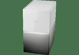 WD My Cloud™ Home Duo, 6 TB NAS 3,5 Zoll Anzahl Festplattenschächte: 2 Weiß}