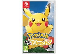 Switch - Pokémon: Let's Go, Pikachu! /I