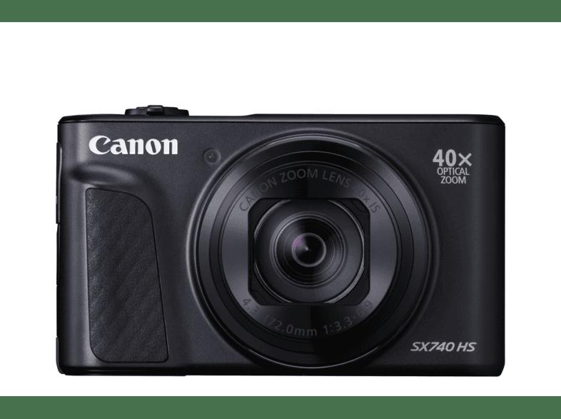 Acquistare CANON POWERSHOT SX740HS BLACK Fotocamera compatta