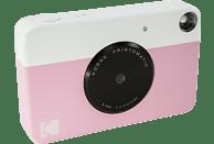 KODAK RODOMATICPK Printomatic  Sofortbildkamera, Weiß/Rosa