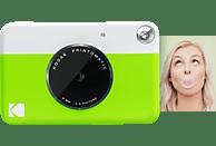 KODAK RODOMATICGN Printomatic  Sofortbildkamera, Weiß/Grün