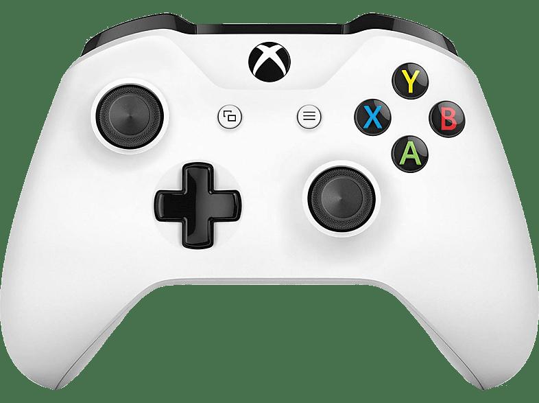 MICROSOFT HW Xbox One Draadloze Controller Wit (TF5-00004)