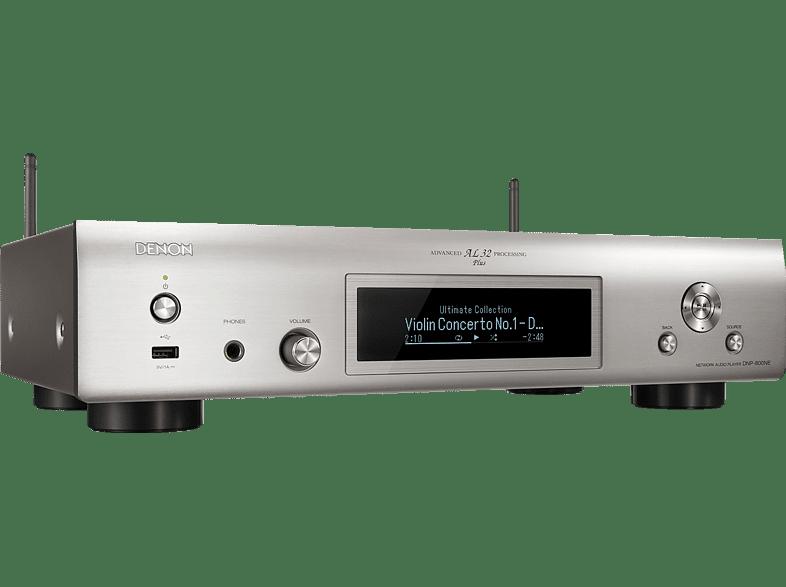 DENON DNP-800NE Netzwerk-Audioplayer (Silber)