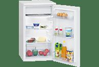 BOMANN KS 7230 Kühlschrank (111 kWh/Jahr, A+, 831 mm hoch, Weiß)