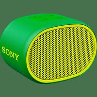 Altavoz inalámbrico - Sony SRS-XB01, Bluetooth, ExtraBASS, Hasta 6 horas, Verde