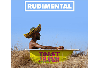 Rudimental - Toast To Our Differences (Deluxe) - (CD)
