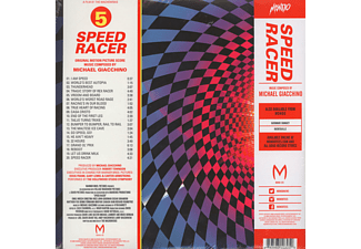 Michael Giacchino - Speed Racer (Remastered 180g Vinyl 2LP)  - (Vinyl)