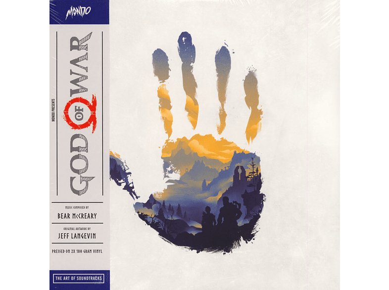 Bear Mccreary - God Of War (180g Vinyl 2LP) [Vinyl]