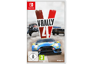V-RALLY 4 - [Nintendo Switch]