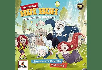 Der Kleine Hui Buh - Der Kleine Hui Buh 010 - Überraschung für Hedda Hex/Yoshi ist weg!  - (CD)