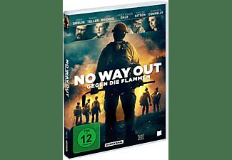 No Way Out - Gegen die Flammen DVD