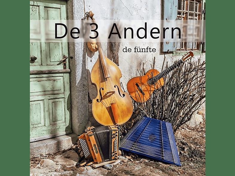 De 3 Andern - De Fünfte [CD]