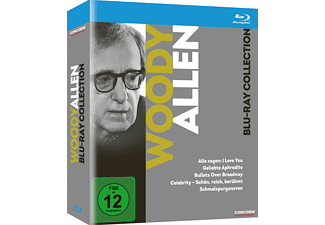 Woody Allen BLU-RAY Collection Blu-ray