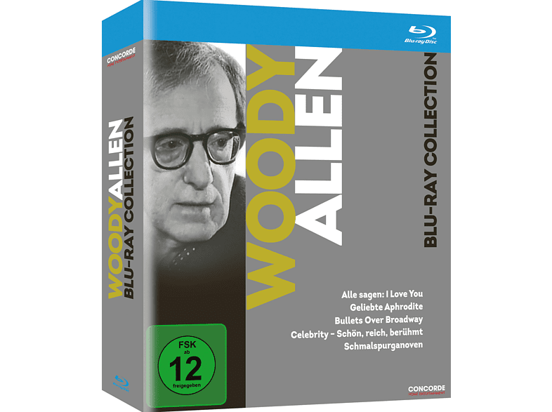 Woody Allen BLU-RAY Collection [Blu-ray]