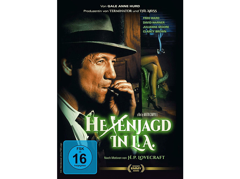 Hexenjagd in L.A. [DVD]