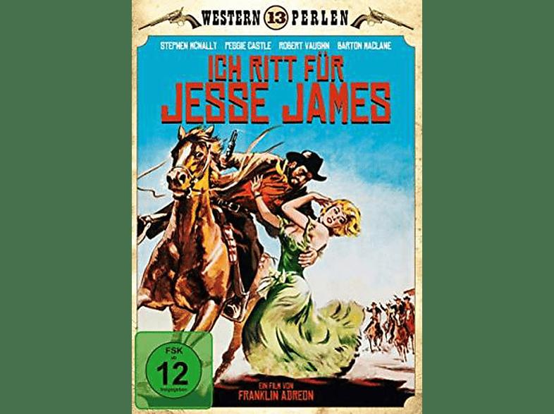 Ich ritt für Jesse James [DVD]