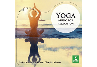VARIOUS - Yoga-Music for Relaxation - (CD)