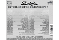 VARIOUS - Backline Vol.475 [CD]
