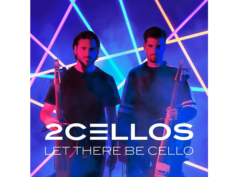 Luka Sulic, Stjepan Hauser, 2cellos - Let There Be Cello [CD]