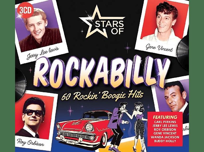 VARIOUS - Stars Of Rockabilly [CD]