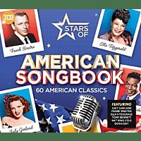 VARIOUS - Stars Of American Songbook [CD]