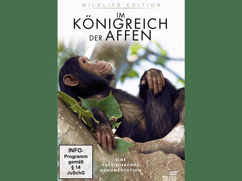 Wildlife Edition: Im Königreich der Affen [DVD]