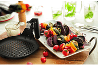 PHILIPS HD 9941/00 GRILL KIT AIRFRYER COMP. Grill-Kit: Grillboden + Spieße