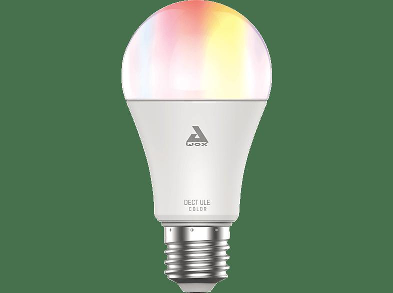 AWOX Telekom E27 LED Lampe, Mehrfarbig
