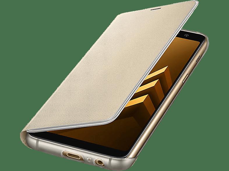 SAMSUNG EF-FA530 , Bookcover, Samsung, Galaxy A8, Gold