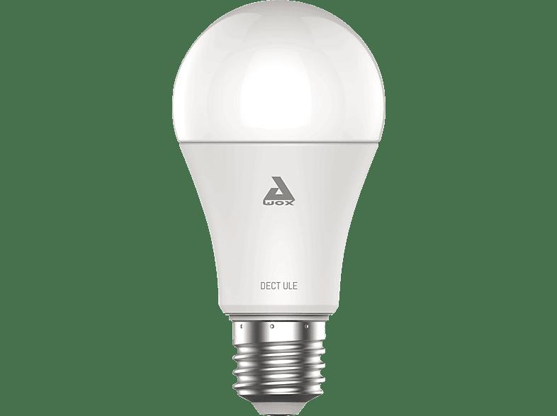 AWOX Telekom E27 LED Lampe, Weiß